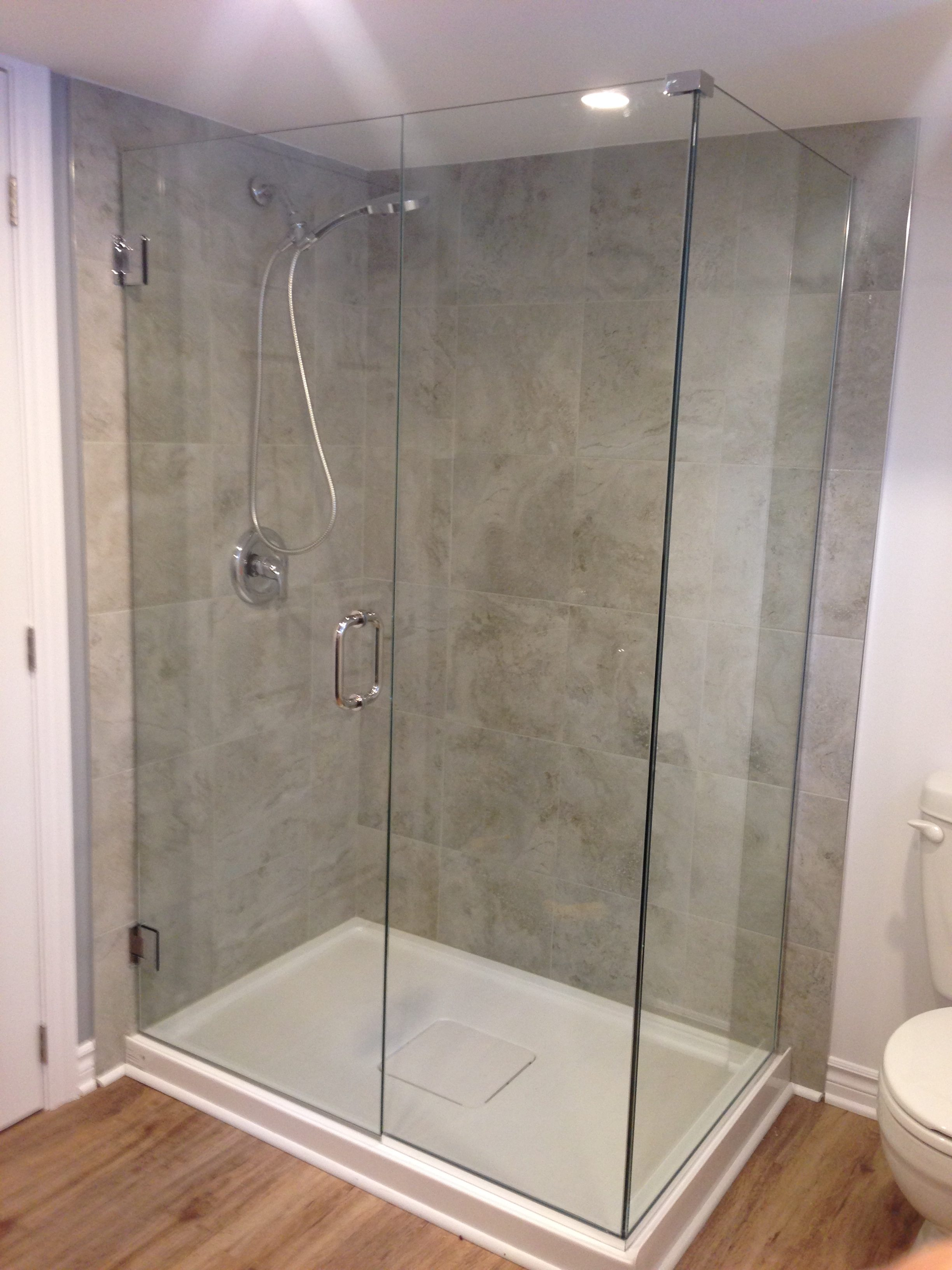 Prestige Glass Ottawa Custom Shower Enclosure